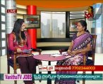 Vanitha Help Line - Women Of this week Advocate Nischala Reddy - 02