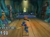 Sly Raccoon - Le Raz de Marée : Sprint du Maître Voleur