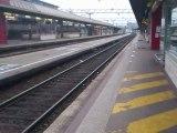 Départ TER Rhône Alpes Lyon Part Dieu - Ambérieu et Annecy