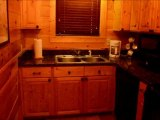 Pigeon Forge Cabin Rentals smoky cozy kitchen