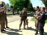 14 juillet : les équipes cynophiles de la gendarmerie invitées à défiler