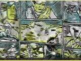 Comic-con Tim Burton 2012