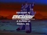 #580 - Transformers - saison 3 - générique de fin