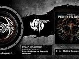PSIKO VS GOBUS - A1 - HOTLINE DESTROYER - RADIOACTIVE EP - PKG40