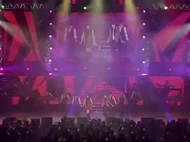 Sungyeol & Sungjong INFINITE SECOND INVASION - Trouble Maker