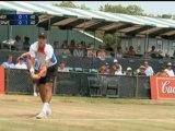 Isner super Van der Merwe - USA, quarti