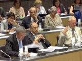 Commission des affaires étrangères et Commission des affaires européennes : audition de Bernard Cazeneuve, Ministre chargé des Affaires Européennes