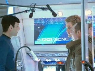 Abrams on Casting Kirk - DVD Bonus Abrams on Casting Kirk (Anglais)