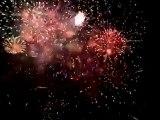 PORNIC feu artifice 14 07 2012