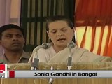 Sonia Gandhi: Country cannot develop without empowering the women