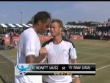Newport: Hewitt zum ersten Mal seit 2010 in einem ATP-Finale