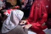 Ahmetler köyünde bir düğün..