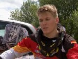 German BMX team pull off amazing jumps and stunts