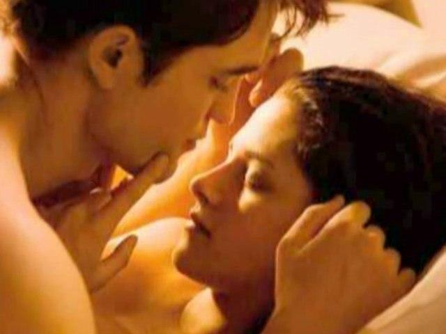 Kristen Stewart Wanted Wild Love Making Scenes With Robert Pattinson - Hollywood Hot