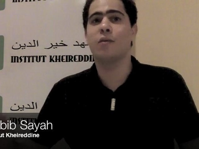 Sayah: Liberté en Tunisie
