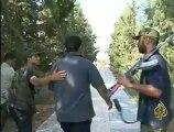 ثوار ليبيا يواصلون تمشيط المناطق في طرابلس