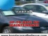 Certified Used 2010 Honda Civic EX-L for sale at Honda Cars of Bellevue...an Omaha Honda Dealer!