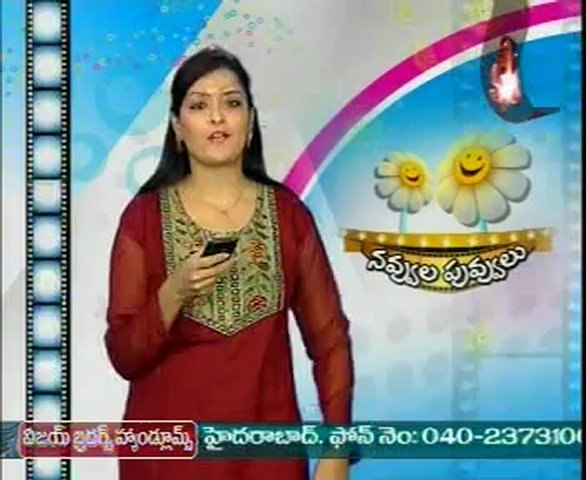 Navvula Puvvulu - Tollywood Comedy Show - 03