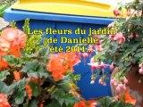 Fleurs du jardin de Danielle - Eté 2011