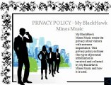 Black Hawk Mines Bulletin - My Presentation