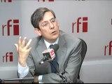 Charles de Courson, député de l'Union des démocrates et indépendants (UDI) de la Marne, secrétaire de la Commission des finances à l'Assemblée nationale