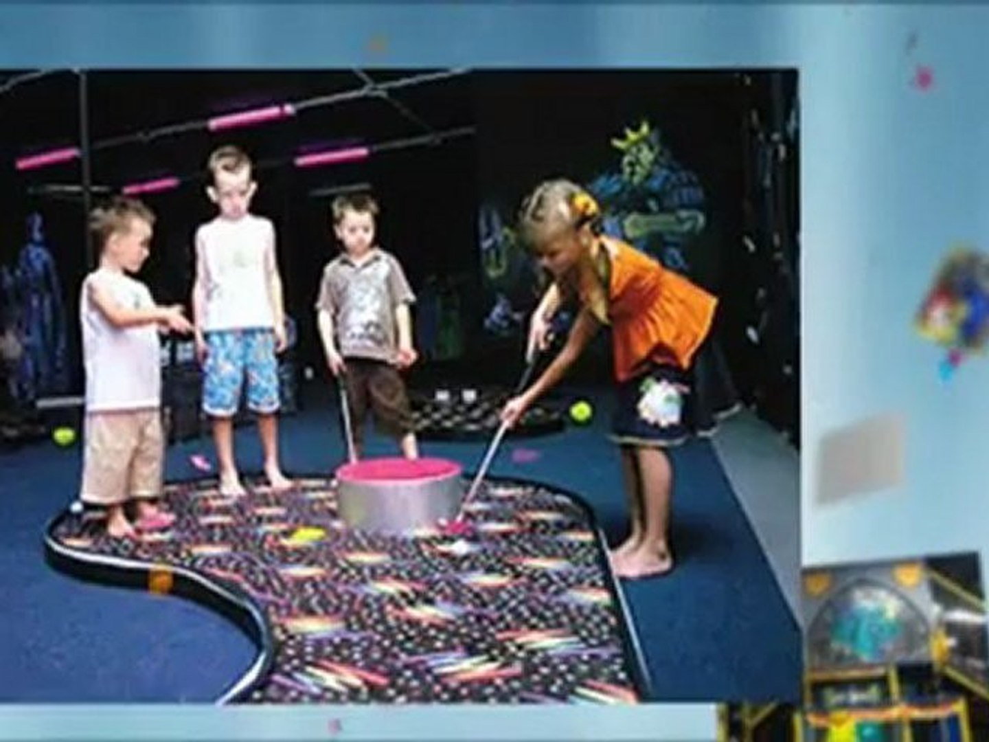 Kids Play Centres Rock!