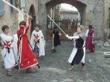 enfants combats d'épées