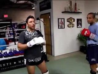 Muay Thai Combination Techniques