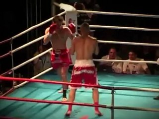 European Muay Thai Fighter