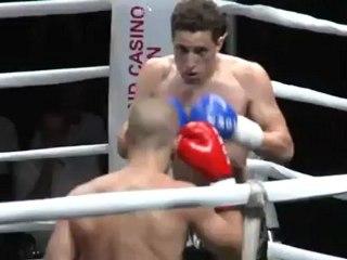 K1 Rules Fight Highlights Orteca vs. Brutt