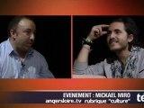 Evenement : Mickaël Miro - Bande annonce - Telea Angers Loire Television