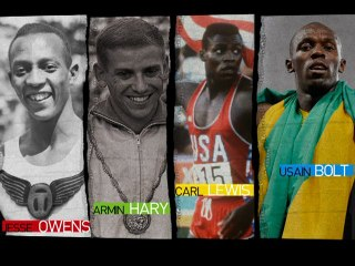 The World's Fastest Men: Episode 2 - Armin Hary