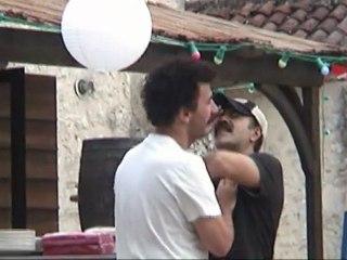"""Making off amateur lors du tournage de """"Vive la France"""" , prochain film  de M.YOUN"""