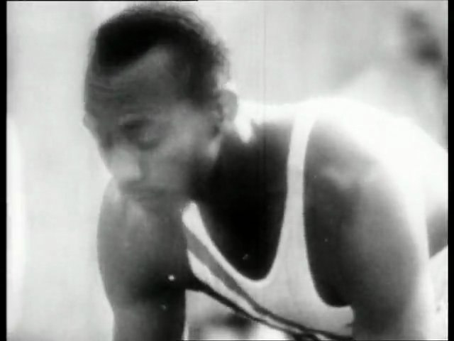 The World's Fastest Men: Episode 1 - Jesse Owens