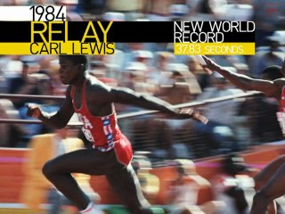 The World's Fastest Men: Episode 3 - Carl Lewis