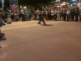 Démo Aix en tango 13 juillet 2012 Escale Borely Marseille partie 4
