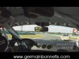 Peugeot RCZ Racing Cup - Germain Bonnefis - Course 2  Magny-Cours