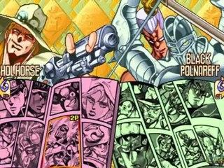 SDCC 2012 Demo Gameplay 3 de Jojo's Bizarre Adventure HD