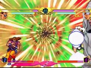 SDCC 2012 Demo Gameplay 5 de Jojo's Bizarre Adventure HD