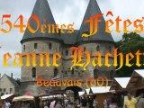 540èmes Fêtes Jeanne Hachette de BEAUVAIS(60)