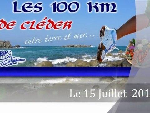 100 Km entre terre et mer à cleder 2012