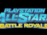 PLAYSTATION ALL-STARS BATTLE ROYALE Cole MacGrath B-roll Action Clip #2
