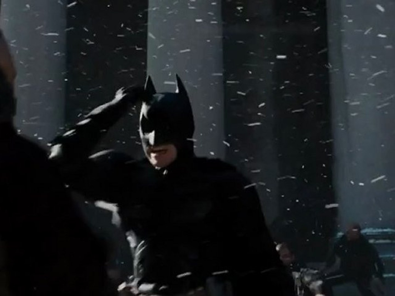 The Dark Knight Rises Spot Tv 2 Vf Hd Video Dailymotion