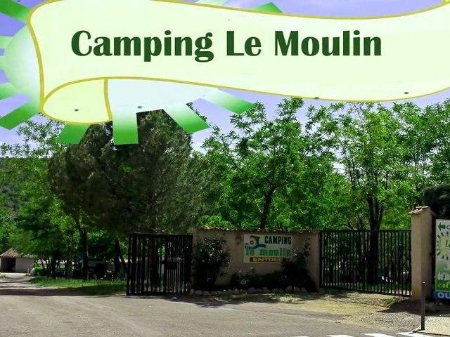 Camping Le Moulin par Mathieu Vignal
