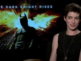 The Dark Knight Rises - Exclusive Interview With Christopher Nolan And Anne Hathaway