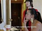 L'or l'or l'or, tutorial beauté L'Oréal à Cannes