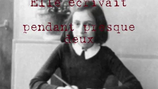 Frank Cotty - Journal trop intime (l'histoire d'Anne Frank)