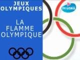 Jeux Olympiques: L'histoire de la flamme olympique