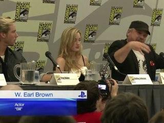 Comic-Con 2012 Panel de The Last of Us