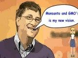 Bill Gates Foundation invest Millions in GMO